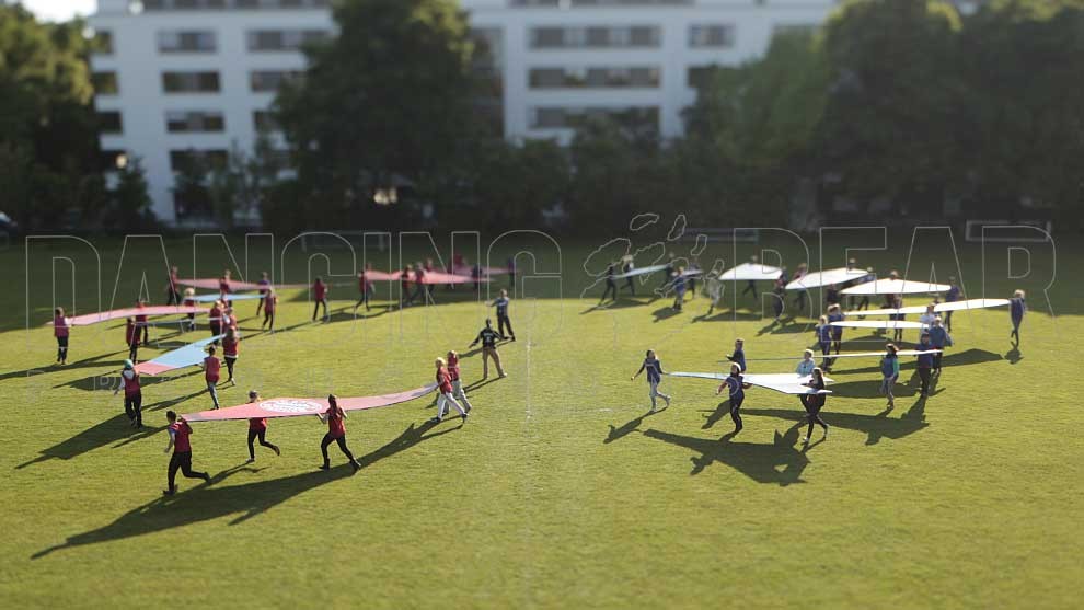 UEFA Champions League Finale 2012 Opening Show - Rehearsals with segments2