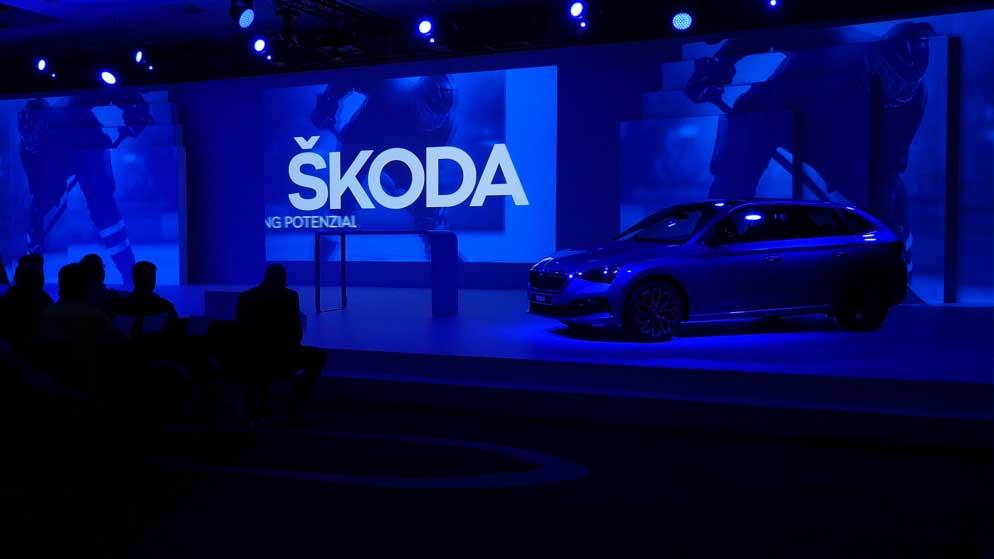 ŠKODA Dealer Event - Media Production